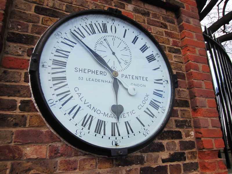 The Clock Factory 40cm Greenwich Royal Observatory