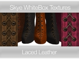 Whitebox---lace-leather_160x160