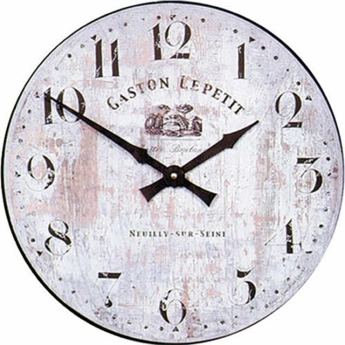 The Clock Factory French Bakers Wall Clock