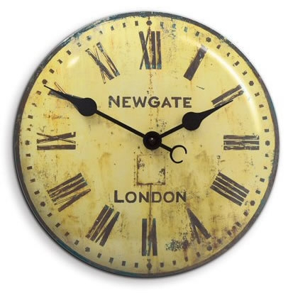 The Clock Factory Extra Large 39 Notting Hill 39 Wall Clock